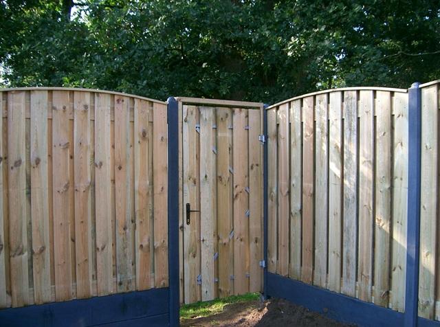hout betonschuttingen prijzen